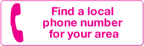 Find a local phone number for your area
